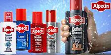 Alpecin Caffeine Shampoo (Choose Your Options)