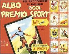 Figurine Albo Gool Sport Premio BEA 1949 1950