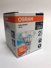 Osram Halogène Halopar 16 Aluminium 230V 20W/35W/50W GU10 Inondation 35° Lampe