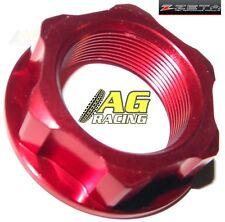 Zeta Madre Tuerca Rojo Suzuki Rm 125 250 04-12 Rmz 250 07-12 Rmz 450 05-12 Rmx 450 10