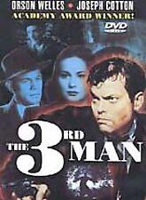 The Third Man (DVD, 2001) SEALED