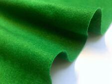 FELT FABRIC Material Craft Plain Colours Polyester 102cm Wide EMERALD GREEN