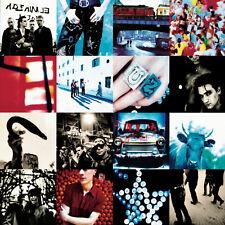 U2 Achtung Baby 1991 Álbum Cubierta Stretch LONA pared arte cartel impresión Bono Edge