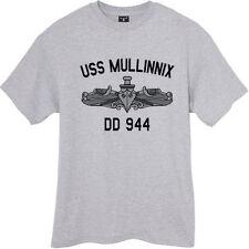 US USN Navy USS Mullinnix DD-944 Destroyer T-Shirt