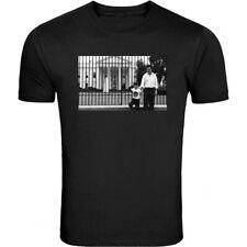 Pablo Escobar with his son Plata o Plomo Columbian Drug T-shirt Narcos S-5XL