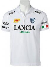 POLO LANCIA STRATOS ALITALIA HF racing maglietta felpa t-shirt maglia rally bmw