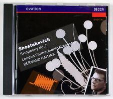 SHOSTAKOVICH SYMPHONY NO. 7 BERNARD HAITINK CD