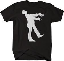 Zombie Walking Halloween Dead Scary Tshirt