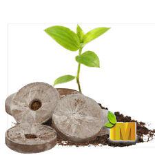 Hydroponics Propagation Peat Pellets - 35 or 42mm Plant Seedling Starter