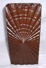 Keramik Vase Muscheldesign von Pfalzkeramik um 1960