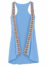 Mujer shirtweste, 59262 en azul claro