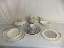 C4 Pottery Royal Doulton Frost Pine (D6450) 6C1B
