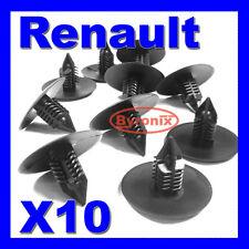 RENAULT Passaruota Fodera Splashguard Fir Tree tipo Clip 35mm diametro testa