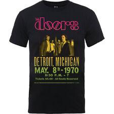 The Doors degradado en show póster Official merchandise t-shirt M/L/XL nuevo