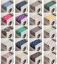 Ambesonne Nursery Print Washing Machine Organizer Cover for Washer Dryer