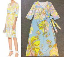 MW009828 - DESIGNER MULTICOLOUR JERSEY SILK DRESS (#717)