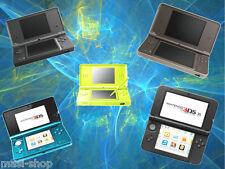Reparatur von Schäden an  DS lite DSi DSi XL 3DS 3DS XL 2DS Konsolen