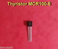 *** LOT AU CHOIX DE 2*5 OU 10 THYRISTOR - MCR100-6 - 0.8A/400V ***