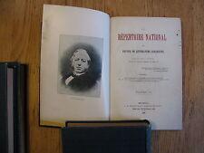 Le répertoire national recueil de littérature canadienne 4 vol. HUSTON 1893