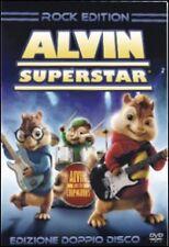 Dvd Video **ALVIN SUPERSTAR** Edizione Doppio Disco Nuovo Sigillato 2008