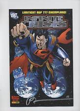 Infinite Crisis # 5 Variant ** firmato Phil Jimenez ** COMIC ACTION 2006-Top