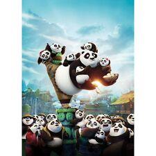 Stickers géant Kun Fu Panda réf 55017
