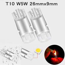 T10 W5W 194 168 175 2825 12961 License Plate Light Rainbow LED Bulb M1 For Kia M
