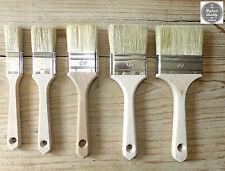 PROFI- Maler Pinsel Lackierpinsel Lasurpinsel Flachpinsel Farbe Lack Kreidefarbe