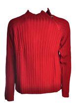 Cube  -  Pullover - Uomo - Rosso - 4365126A184027
