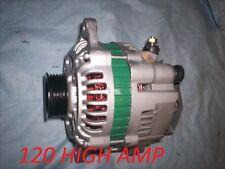 300ZX NISSAN ALTERNATOR WITH TURBO HIGH AMP 91 92 93 94 95 96 V6 3.0L Generator