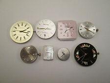 Vintage Quartz Analog Designer Watch Movements Anne Klein Hugo Max and more