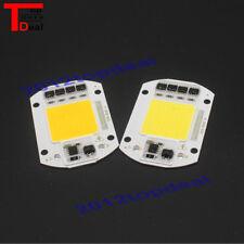 5pcs 50W LEDs Floodlights COB Chip 110V 220V Input Integrated Smart IC Driver