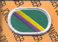 USACAPOC Civil Affairs Cmd Airborne para oval patch #2B