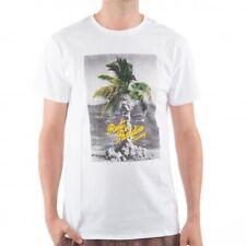 Billabong Rest in Paradise SS Tee T-Shirt Shirt T-Shirts weiß Palme U1SS19 BIF5