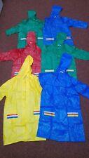 Children's Rain Coat / Mac /Jacket * Ages 4 to 9 * UK Seller - New, Packaged