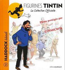 Livret TINTIN capitaine HADDOCK dubitatif fascicule Moulinsart booklet livre 2