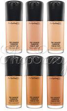 MAC COSMETICS PRO LONGWEAR LIQUID FOUNDATION 100% AUTHENTIC 30 ML / 1.0 US OZ
