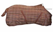 Coperta piumone per cavallo da box con imbottitura da gr. 350 modello Alaska