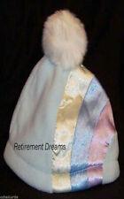 GYMBOREE Hat NEW Blue APRES SKI Layette thick warm cap