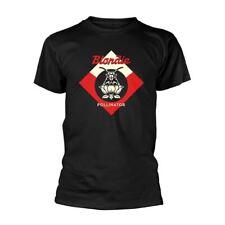 LICENCE OFFICIELLE HOMMES Blondie Pollinisateur V1 T-shirt Noir | Tailles S-XXL