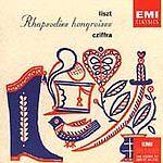 Liszt: Hungarian Rhapsodies, Cziffra, Liszt, Good