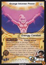 Orange Intense Power Dragon Ball CCG DBGT TCG