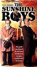 THE SUNSHINE BOYS rare vhs WOODY ALLEN Sarah Jessica Parker PETER FALK 1990s
