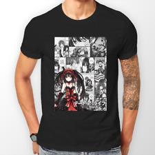 Date a Live Kurumi Tokisaki Manga tira anime tshirt t-shirt Tee All Sizes