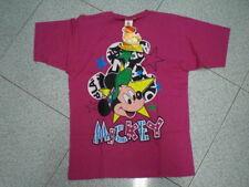 AUTENTICA camiseta MICKEY MOUSE Talla 14 MASSANA NUEVA  hombre niño REF.1-19