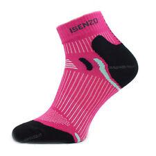ISENZO FITNESS Sport Socken kurzer Schaft Damen Joggingsocken Fahrradsocken