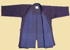 Japanese Budoen Kendo gi Kendogi Jacket Double Weave Dark Navy from Japan