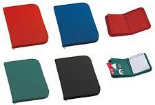 cartella meeting ufficio porta documenti in nylon 600D ( cm 35,8 x 25,3 ) 4 col.