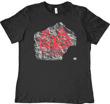 Petroglyph of Tsagiglala, Women's T-shirt, She Who Watches Columbia River Gorge