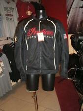 Genuine Indian Motorcycle Apparel Men's Springfield Mesh Jacket
